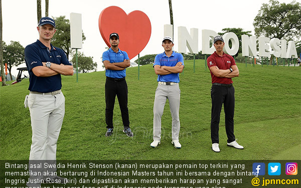 Meet The Star Players of BNI Indonesian Masters - JPNN.COM