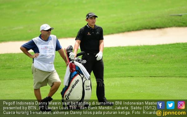 Akhirnya Danny Lolos ke Putaran 3 di BNI Indonesian Masters - JPNN.COM