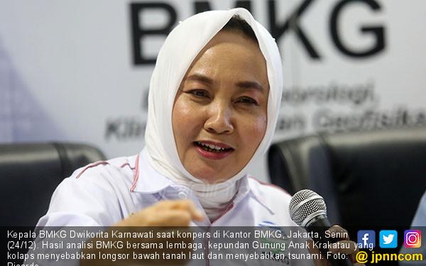 BMKG Ungkap Penyebab Tsunami - JPNN.COM