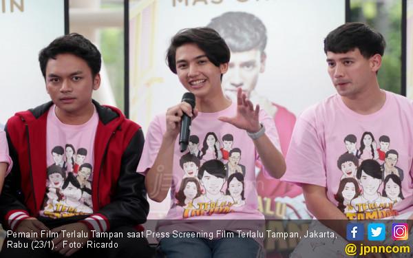 Screening Film Terlalu Tampan - JPNN.COM