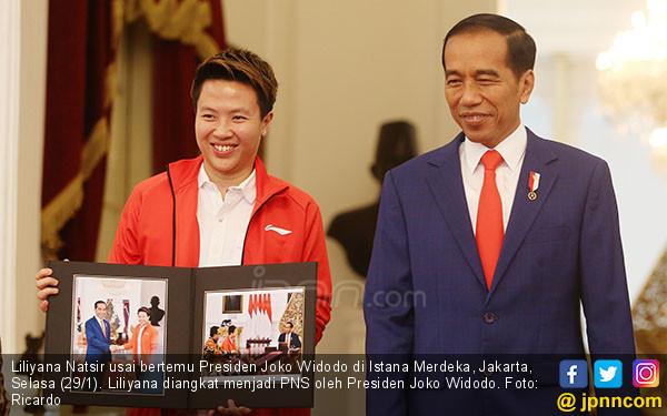 Butet Pamit ke Jokowi - JPNN.COM