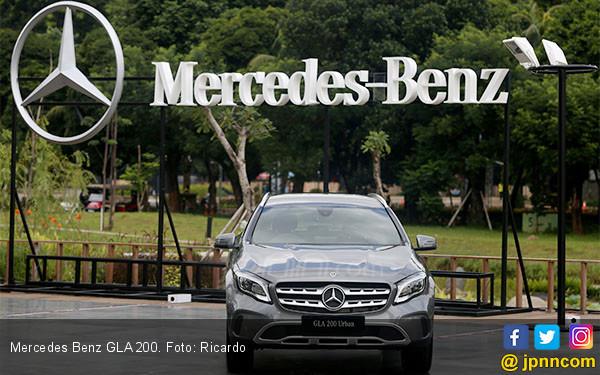 Mercedes Benz GLA 200 - JPNN.COM