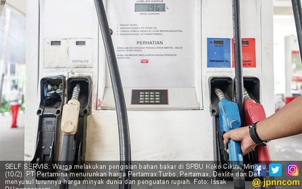PT Pertamina Turunkan Harga BBM - JPNN.COM