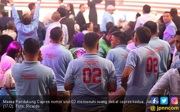 BPN Kaget Lihat TKN Bawa Balon ke Arena Debat Kedua Capres - JPNN.com