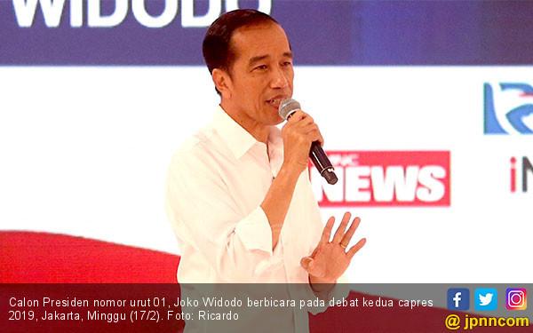 Jokowi: Kita Perlu Pemerintah Dilan