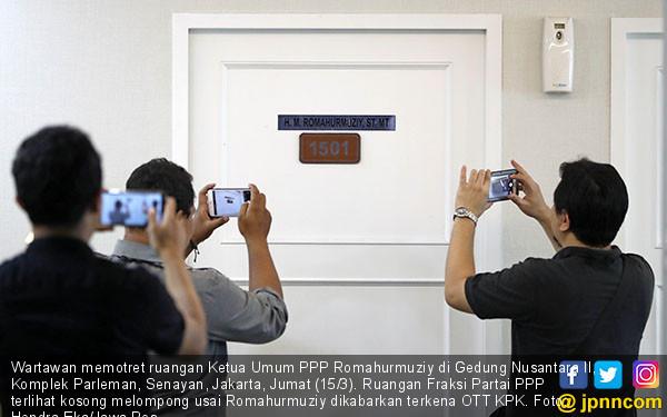 Romi Ppp Picture: Usut Kasus Romi, KPK Geledah Kantor Kemenag Dan DPP PPP