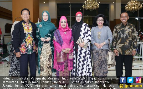 Duta Muslimah Preneur 2019 - JPNN.COM