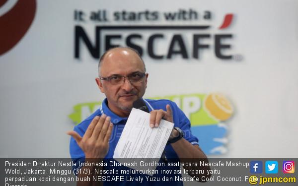 Nescafe Mashup Wold - JPNN.COM