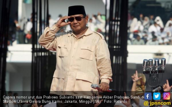 BPN Cium Upaya Framing Prabowo Sosok Pemarah - JPNN.com