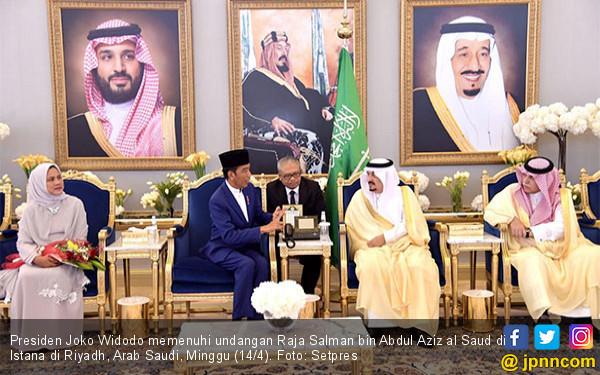 Presiden Jokowi Penuhi Undangan Raja Salman - JPNN.COM