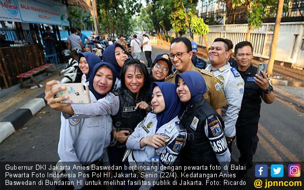 5 Berita Terpopuler: Lagi-lagi Soal Anies, Kapan Jokowi Bagi SK untuk Honorer? - JPNN.com