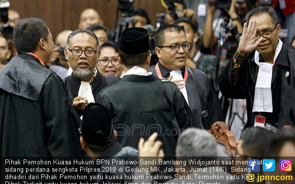 Gencar Sasar Kiai Ma'ruf, Kubu Prabowo Klaim Mengedukasi Masyarakat - JPNN.com