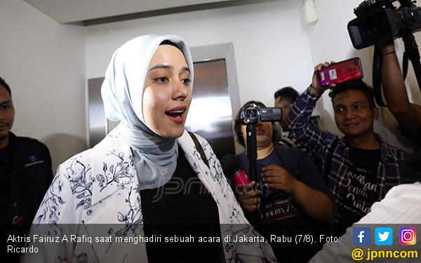 Fairuz A Rafiq Tidak Akan Berdamai dengan Trio Kasus Ikan Asin