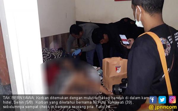 Sesosok Wanita Ditemukan Tewas di Hotel - JPNN.COM