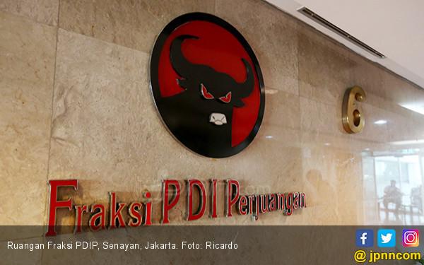 Ruangan Fraksi PDI Perjuangan - JPNN.COM