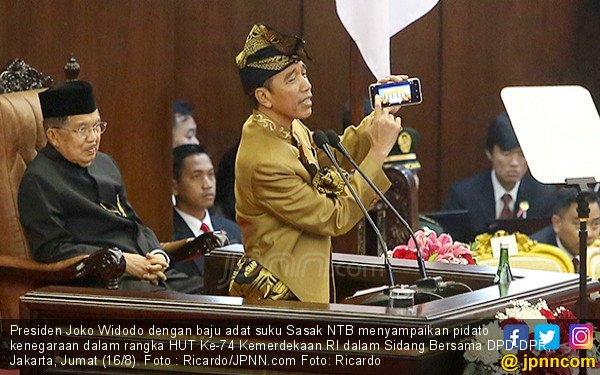 Jokowi Sindir Eksekutif dan Legislatif yang Suka Kunker ke Luar Negeri - JPNN.com