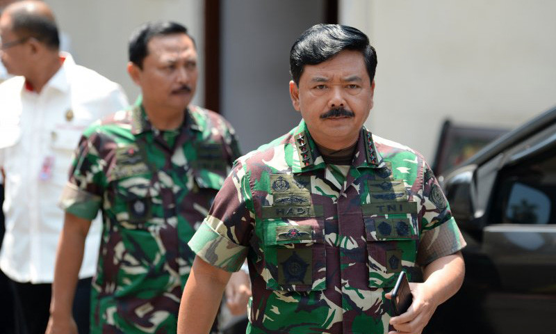 Bicara soal Separatisme, Panglima TNI Sebut Nama Benny Wenda dan Veronica Koman - JPNN.com