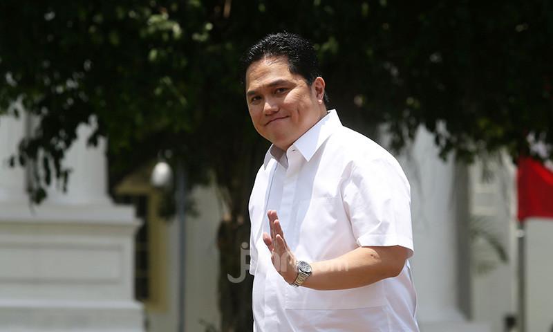 Erick Thohir Blak-blakan Soal Lahan Basah Korupsi di BUMN ke KPK - JPNN.com