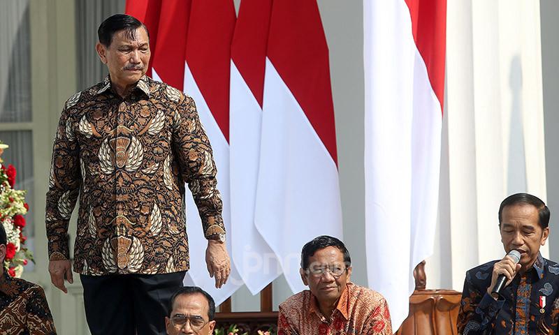 Berita Terkini Soal Jabatan Penting Luhut Panjaitan di Era Jokowi - JPNN.com