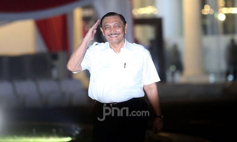 Pak Luhut Binsar Punya Kabar Gembira, Semoga Jadi Pertanda Baik - JPNN.com