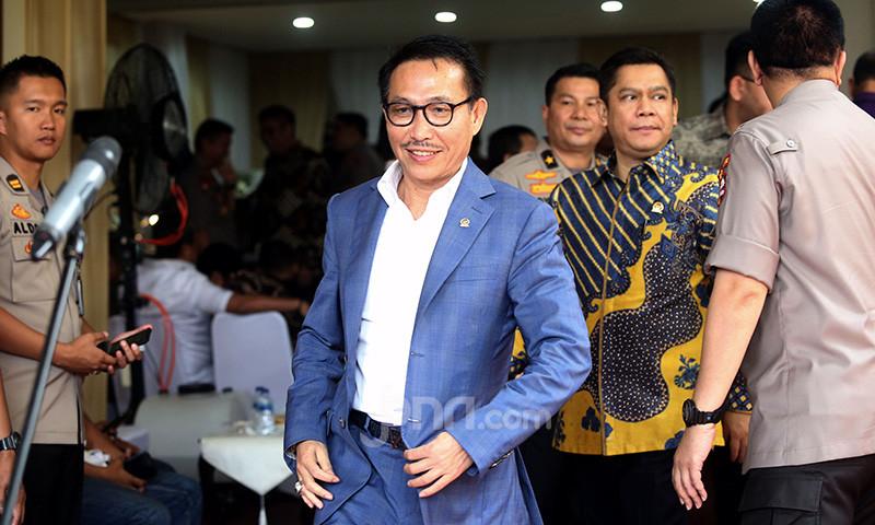 Panja Jiwasraya Dicurigai, Herman Herry Bilang Begini - JPNN.com