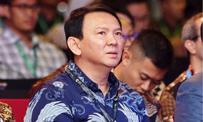 Rapat di Istana, Ahok Mengaku Duduk di Depan Presiden Jokowi dan Pak Kiai