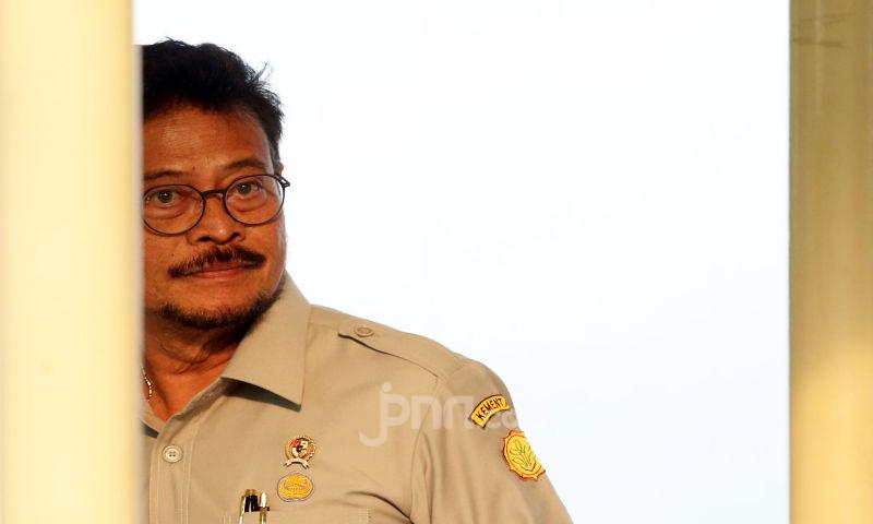 Syekh Ali Jaber di Mata Mentan Syahrul Yasin Limpo - JPNN.com