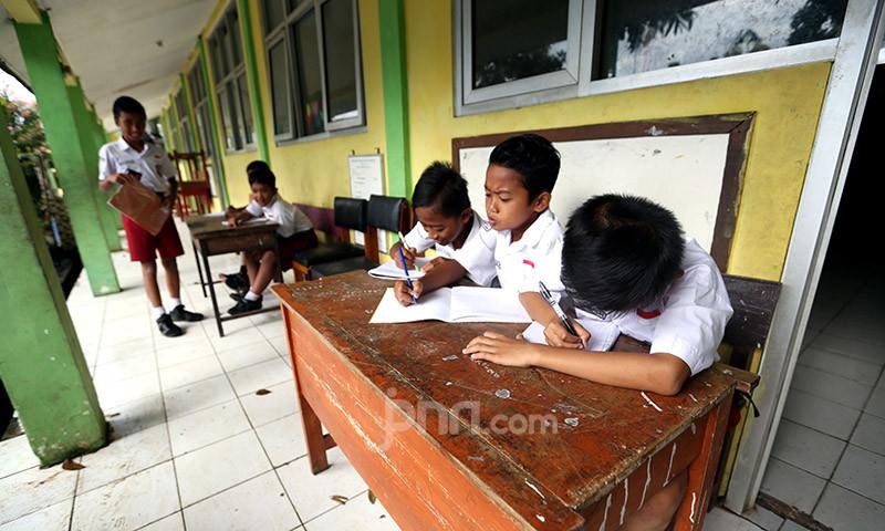 KPAI Khawatir Sekolah Jadi Klaster Baru Penyebaran Corona, Kok Bisa? Ini  Alasannya