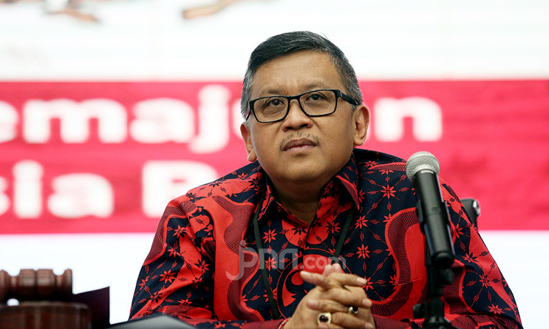 Presiden Jokowi Marah, PDIP Sebut Ada Pihak yang Mencari Aman - JPNN.com