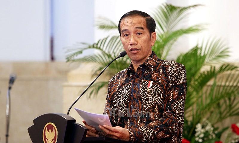 Pernyataan Tegas Jokowi di Hadapan Belasan Jenderal Purnawirawan - JPNN.com