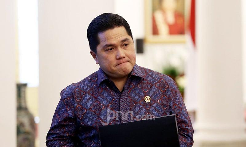 Isu Reshuffle Kabinet: Erick Thohir Diganti, Luhut Panjaitan Kena Rotasi - JPNN.com