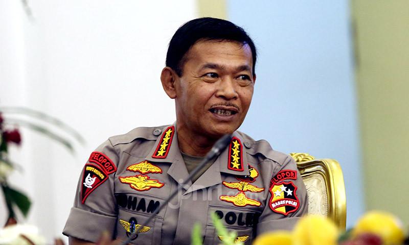Pengakuan Listyo Sigit Prabowo soal Jenderal Idham Azis, Ada Kata Elang - JPNN.com