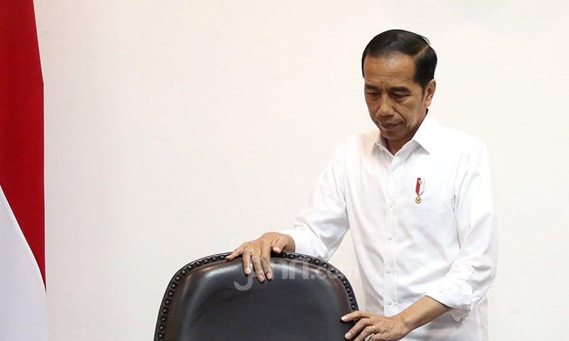 Situasi Jakarta Mencekam, Presiden Jokowi di Pulang Pisau - JPNN.com
