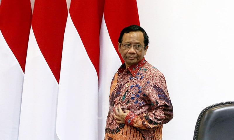 Mahfud MD Sebut SP3 Kasus BLBI di KPK Memancing Riuh, Simak Kalimatnya - JPNN.com