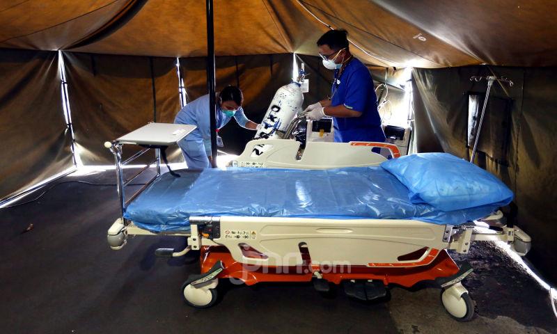 Di Masa Pandemi COVID-19, Emiten Rumah Sakit dan Farmasi Diburu Investor - JPNN.com