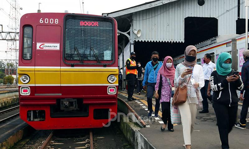 Berlakukan Stasiun Khusus KMT, Seperti ini Persiapan KCI di Stasiun Bogor - JPNN.com