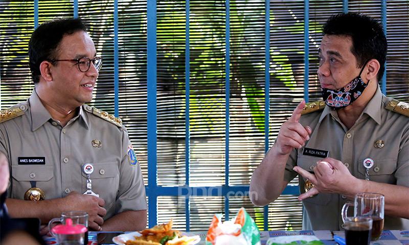 Minta Warga Jakarta Lebih Disiplin lagi Protokol Kesehatan, Wagub DKI: Tidak Ada Lagi Obat Efektif Hari Ini - JPNN.com