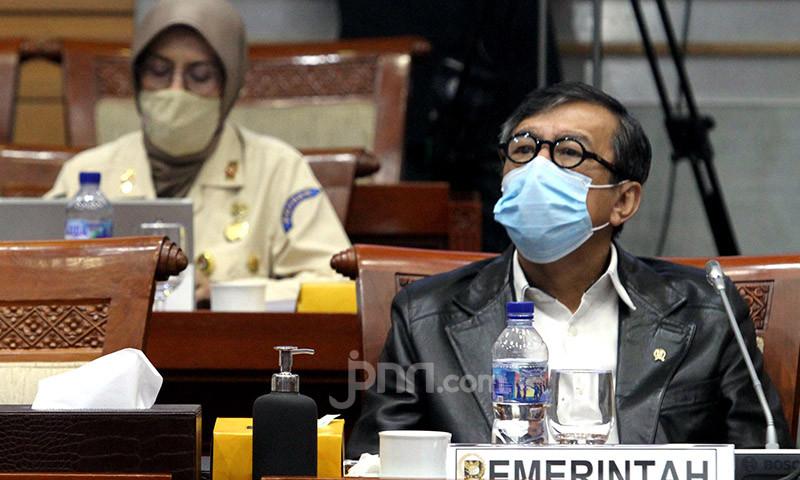 Yasonna Menghormati Langkah Hukum Tommy Soeharto - JPNN.com