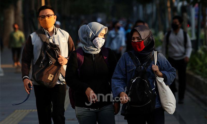 Masyarakat Disiplin Patuhi Protokol Kesehatan Covid-19, Ekonomi Bisa Cepat Pulih - JPNN.com