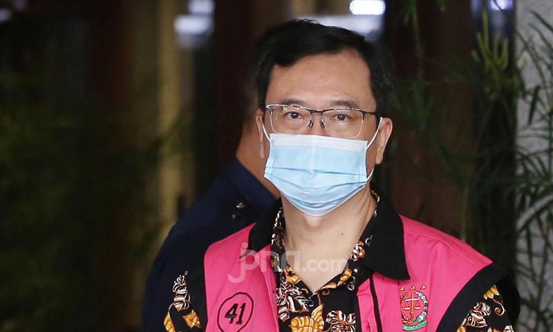 Tok Tok Tok! Penjara Seumur Hidup untuk Bentjok di Kasus Jiwasraya - JPNN.com