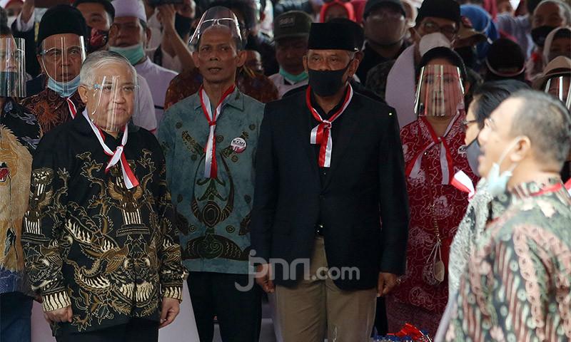 Keras! Istana Sebut Pernyataan Gatot Nurmantyo soal PKI Seperti Berhalusinasi - JPNN.com