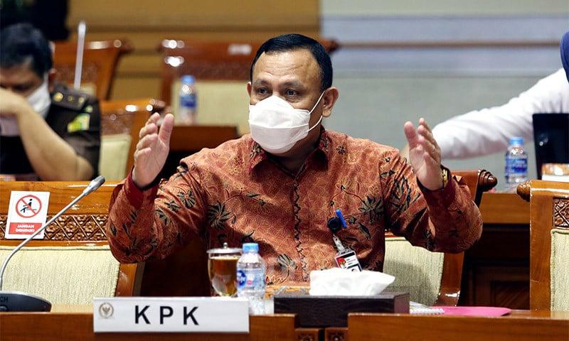 Gubernur Sulsel Nurdin Abdullah Ditangkap KPK, Pak