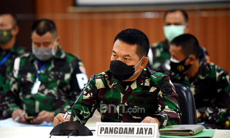 Kiai Maman: Yang Dikatakan Letjen Dudung Adalah Warning - JPNN.com
