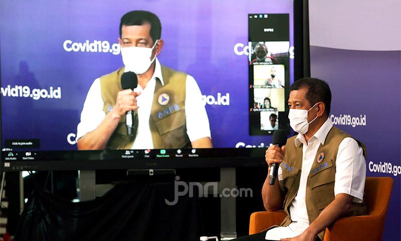 Pak Doni Monardo Singgung Orang-orang yang Masih Nekat Mudik - JPNN.com