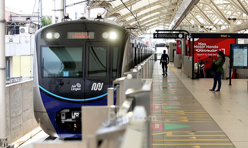 Kabar Kurang Enak soal Proyek MRT Jakarta Fase 2, Besar Kemungkinan Mundur - JPNN.com