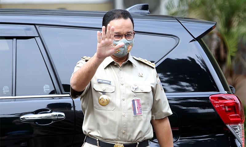 Anies Copot Dirut Sarana Jaya Yoory Pinontoan yang Terseret Korupsi Program Rumah DP Nol Persen - JPNN.com
