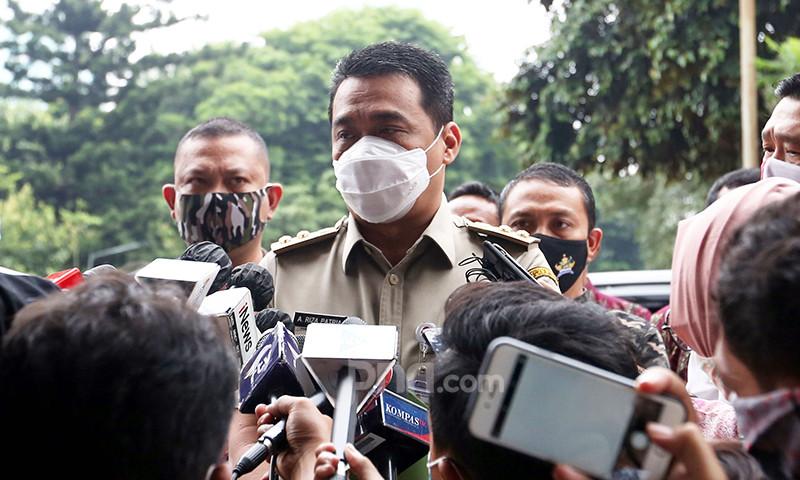 Ahmad Riza Patria Serang Balik Giring PSI, Jleb - JPNN.com