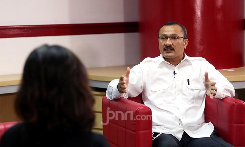 Ferdinand Ungkap Alasan Dukung Ganjar Pranowo, Ada Kata Radikalisme - JPNN.com