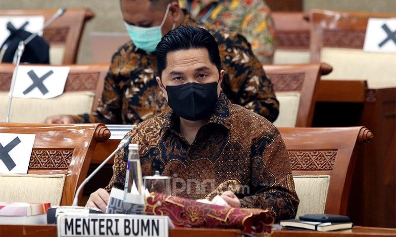 Waduh! Pekan Depan, Menteri BUMN Erick Thohir Akan Digantikan Oleh Gadis Muda, Siapa Dia? - JPNN.com