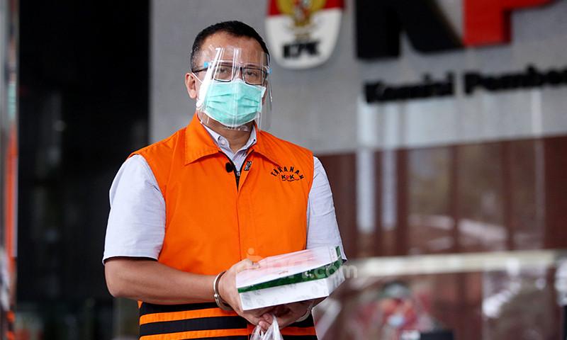 Edhy Prabowo Siap Dihukum Mati, Begini Respons Jubir KPK - JPNN.com
